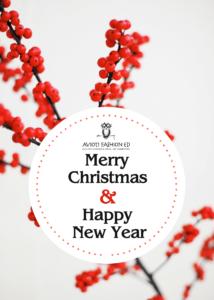 Merry Christmas from Avioti Fashion ED 1