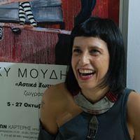 Vicky Moudilou