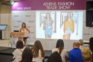 ΠΡΟΓΝΩΣΗ ΜΟΔΑΣ από την Anastasia Avioti και τους συνεργάτες της στην Athens fashion trade show !!!